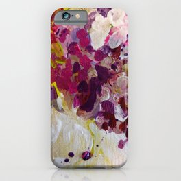 LovelyLilac iPhone Case