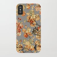 quilt iPhone & iPod Cases featuring Dogwood Quilt by Olivia Joy St.Claire - Modern Nature / T