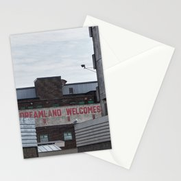 dreamland welcomes Stationery Cards