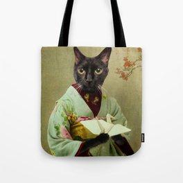 Mou-chan Tote Bag