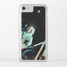 Project Apollo - 5 Clear iPhone Case