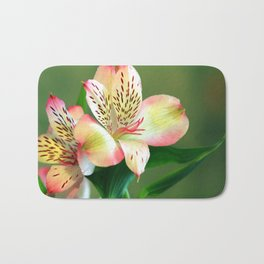 Beautiful Lillies Bath Mat