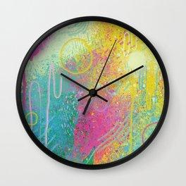 Creature Comfort Wall Clock