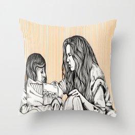 OITNB | Morello & Nichols Throw Pillow