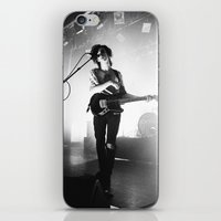 matty healy iPhone & iPod Skins featuring Matty Healy by 1999 Clothing Company