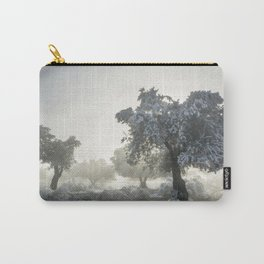 Magic morning II. Sun through the fog. Carry-All Pouch