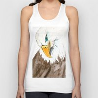 study Tank Tops featuring Study by Caballos of Colour