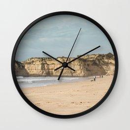 Beach Portimao Algarve Wall Clock