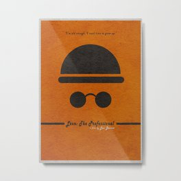 Leon Metal Print