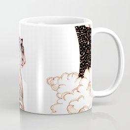 Tiger Moon Glow Coffee Mug