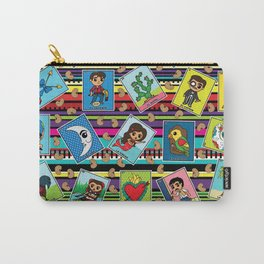 Loteria Night Carry-All Pouch