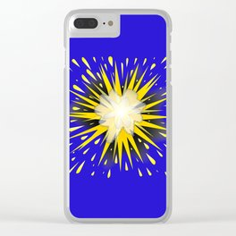 Blast Clear iPhone Case