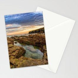 Augas Santas Beach Stationery Cards