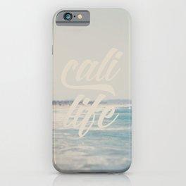cali life ...  iPhone Case