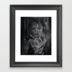 Bella Framed Art Print