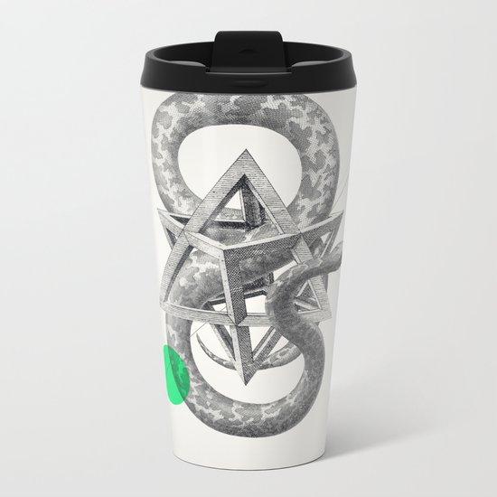 Archetypes Series: Rebirth Metal Travel Mug