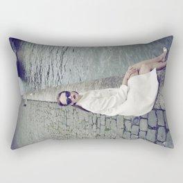 Paris Vintage 1 Rectangular Pillow