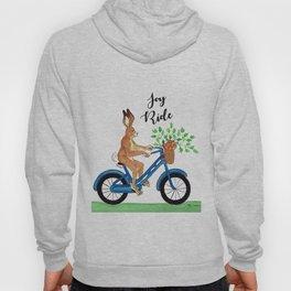 Hansel the Hare Biking Hoody