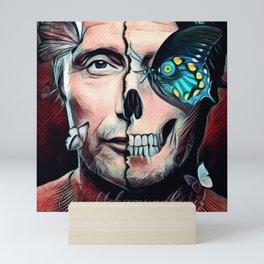 Hannibal Life, Death and Metamorphosis Mini Art Print