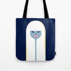 Good Hair Days: Straight Tote Bag