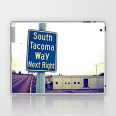 The last exit Laptop & iPad Skin