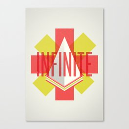 Infinite Canvas Print