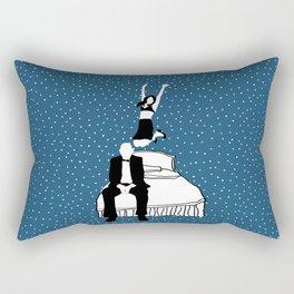 Chateau Marmont Rectangular Pillow