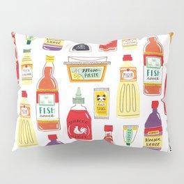 Asian Seasonings Pillow Sham