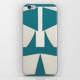 Lucha Libre Mask 5 iPhone Skin