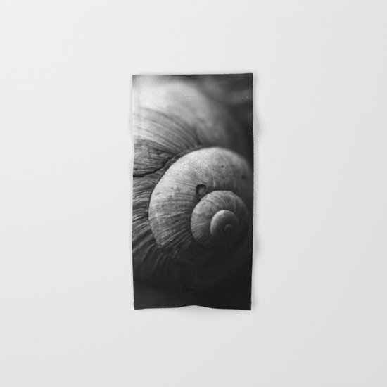 snail Hand & Bath Towel