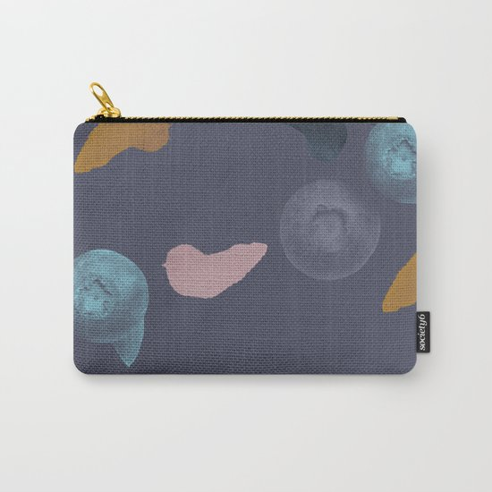 Blueberries 2 Carry-All Pouch