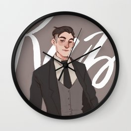 Kaz Wall Clock