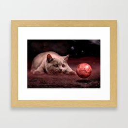 Mouse on Mars Framed Art Print