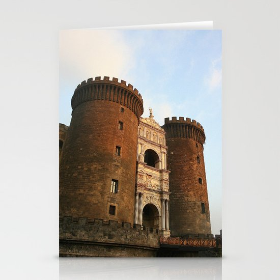 Naples Castle Stationery Cards