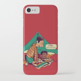 Troy & Abed's Dope Adventures iPhone Case