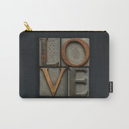 Love Letters ii Carry-All Pouch