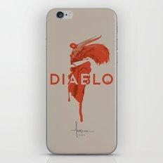 DIABLO409 iPhone & iPod Skin