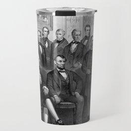 Our Presidents 1789 - 1881 Travel Mug