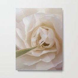 Whiteness Metal Print