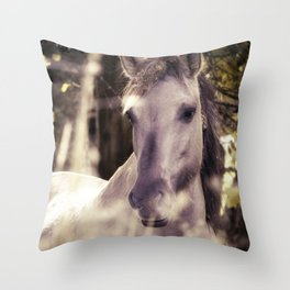 Unshakable Peace Throw Pillow