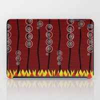 mars iPad Cases featuring Mars by Patti Toth McCormick