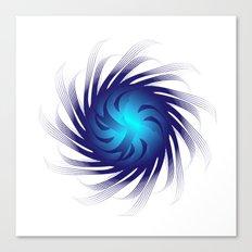 Circular Study No. 399 Canvas Print