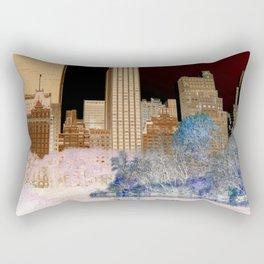 So icy !! Rectangular Pillow