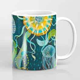 Three moons & a tropical sun Coffee Mug