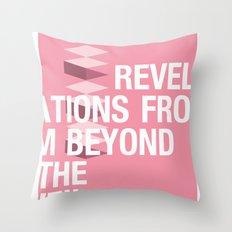 IGNS poster design Throw Pillow