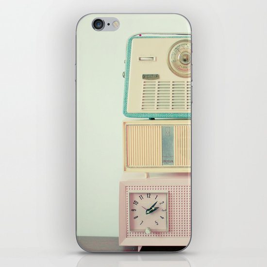 Radio Stations iPhone & iPod Skin