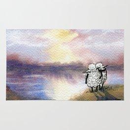 Companion Sheep Rug