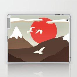 Swan Migration Laptop & iPad Skin
