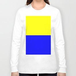 Flag of Zandvoort Long Sleeve T-shirt