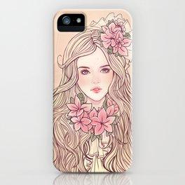 Arika *GirlsCollection* iPhone Case